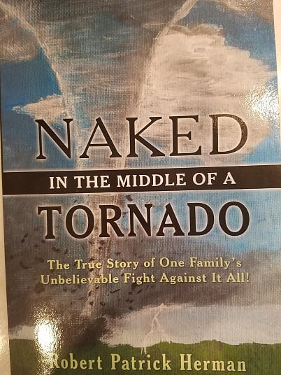 Naked in the Middle of a Tornado