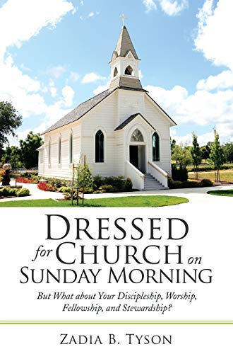 Dressed for Church on Sunday Morning